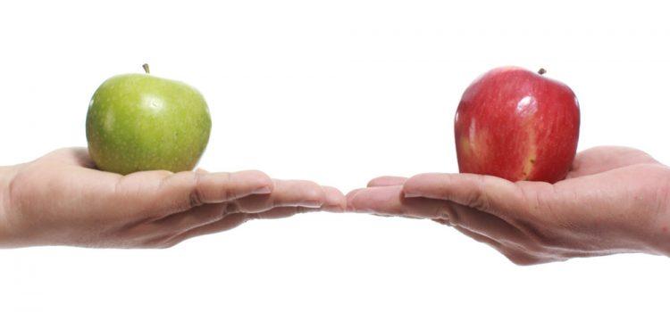 Viața fără grad de comparație – exercițiu practic