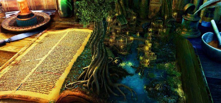 Povestea ţinutului magic al Aniei