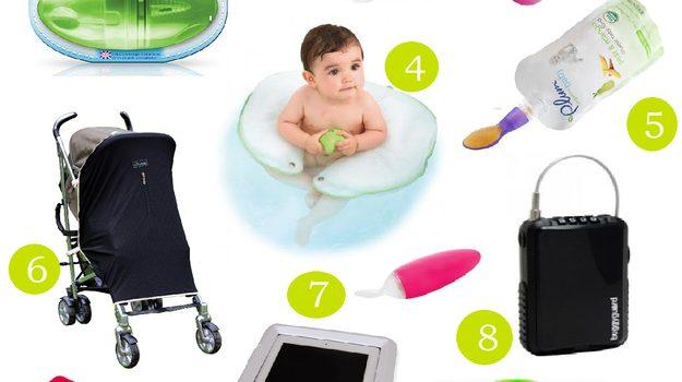 Gadgeturi pentru buna funcționare a unui bebeluș