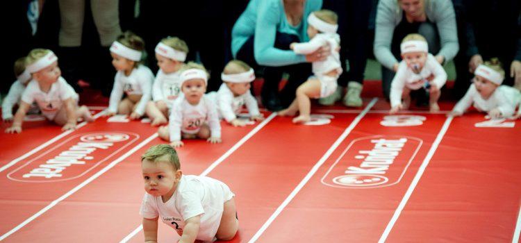 Achiziții inegale și ritmul bebelușilor