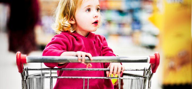 Aventurile păpădiei la supermarket