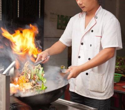 Caracteristicile bucătăriei chineze şi vietnameze