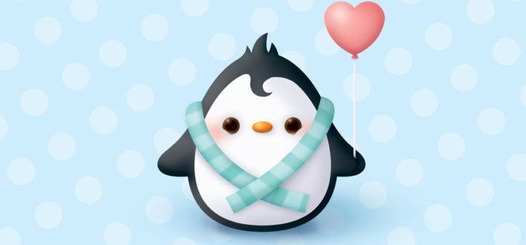 Partenerul de joacă și drama unui pinguin