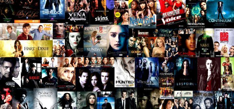 Filme și seriale de vânzare