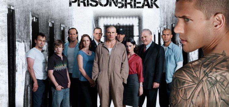Goana nebună după Prison Break
