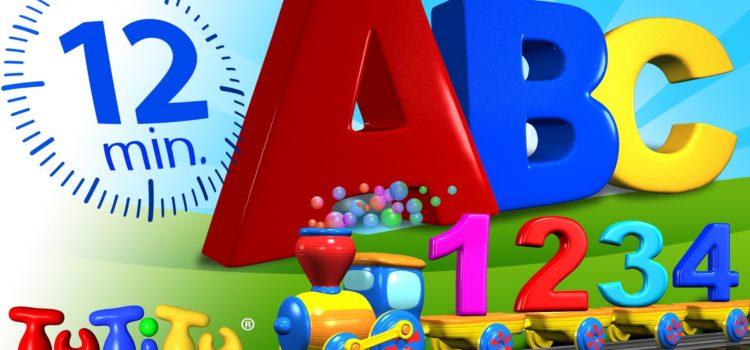 Cifrele și literele la doi ani jumate