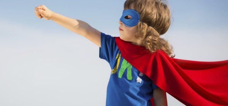 Răfuiala cu blender-ul și fetițul-Superman