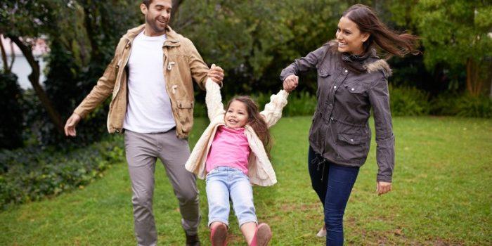 Avantajele copilului singur la părinți