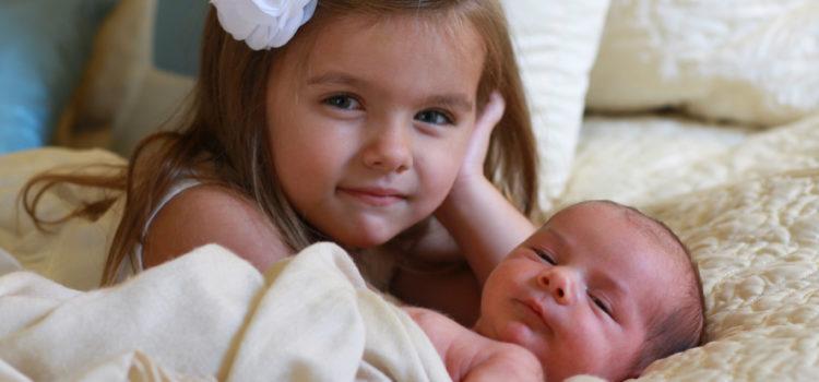 Pe când un frate sau o soră pentru Ania?