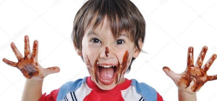 Ciocolata contrariată și răcelile păpădiei