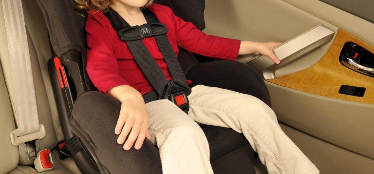 Patrula cățelușilor și scaunul de mașină