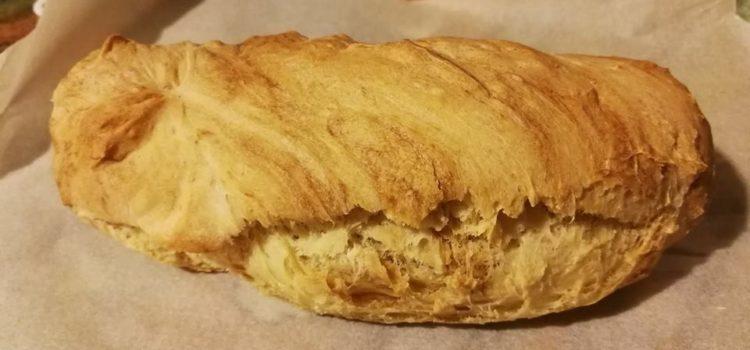 Prima pâine muncită de păpădie