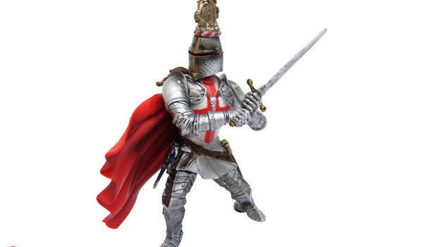 Încă există cavalerism în lume!