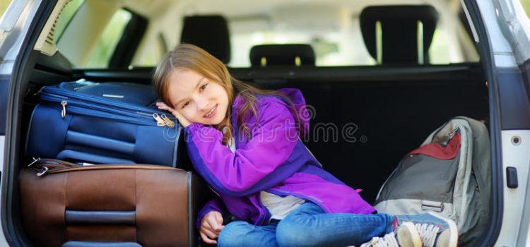 Drum lung cu mașina veselă