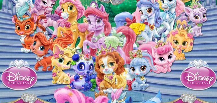 Jucăriile cu aromă de prințese Disney