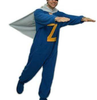 Un supererou în pijamalele lui tati