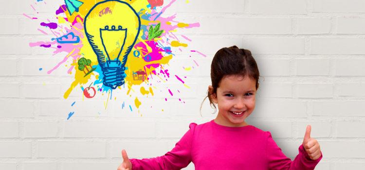 Creativitatea prin zâmbete și libertate