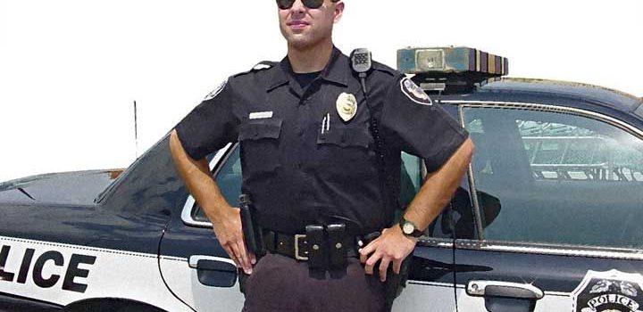 Polițist între Ania și trecătorii grăbiți
