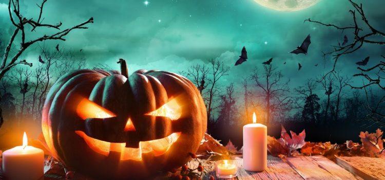 Happy Halloween cu fetițul-păpădiu
