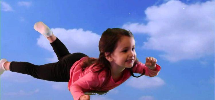 De ce nu poate Ania să zboare, mami?