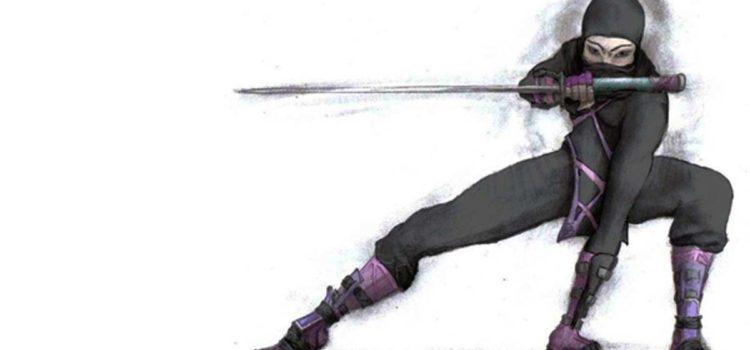 Părintele ninja cu puiul care doarme