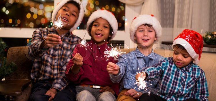 Revelionul nostru cu oameni dragi