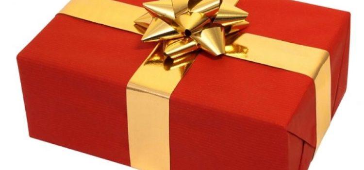 Ritual de inițiere pentru cadouri