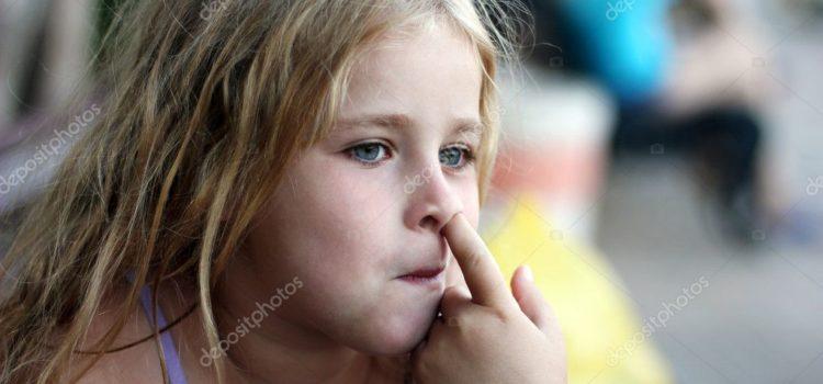 Pledoarie pentru mucul din nas