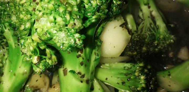 Odă pentru broccoli și rețetă de testat
