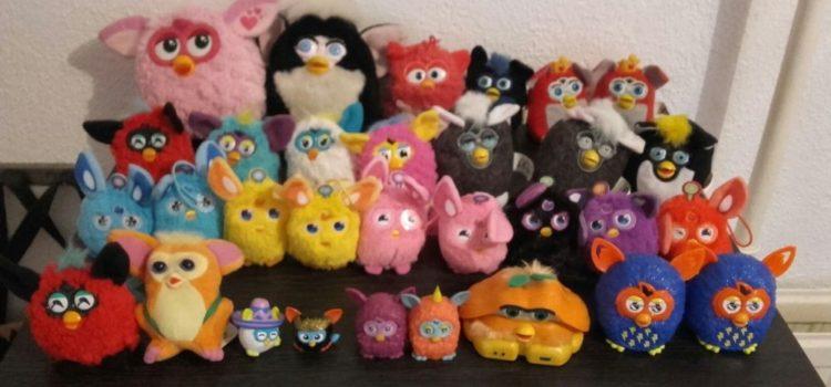 Două Furby sunt mai bune ca una
