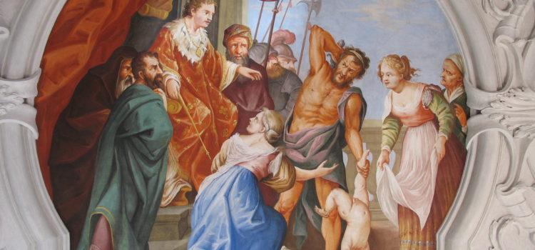 Domnia regelui Solomon în anul 2019