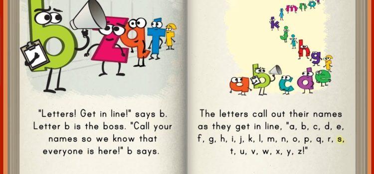 Povestea cu litere și cifre a lui tati