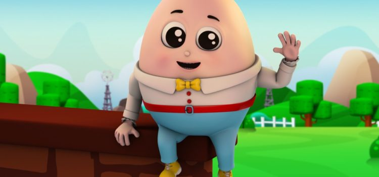 Povestea lui Humpty Dumpty cel necunoscut