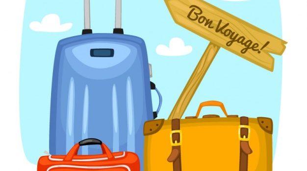 Zâmbind printre bagaje, Șomuș și viitor