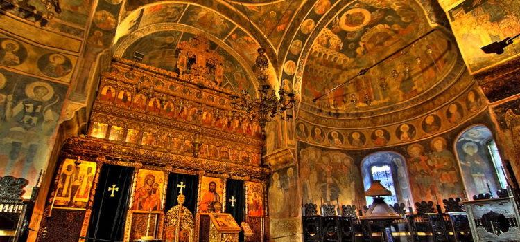 Religia, biserica și căutările lui Dumnezeu