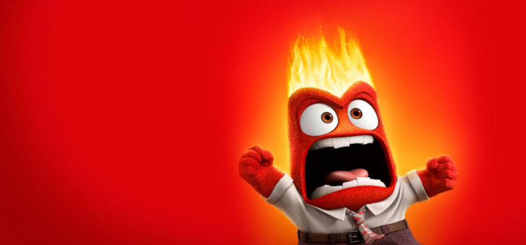Fețele furiei și puterea înțelegerii
