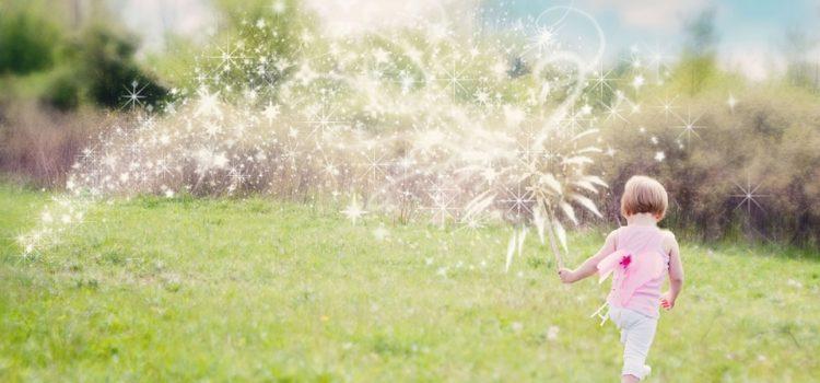 Încercările grădiniței și magia unei păpădii
